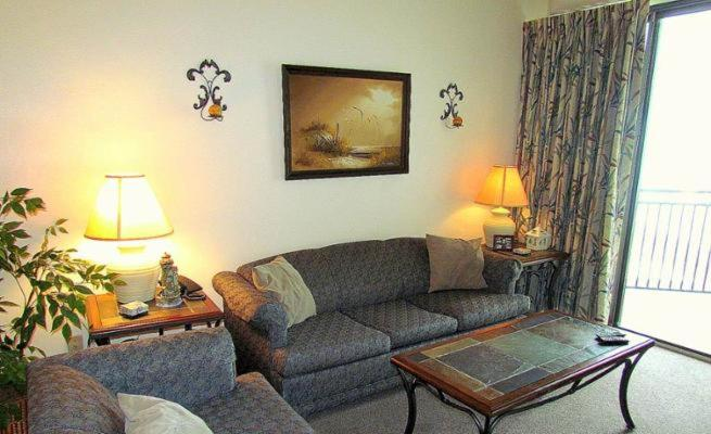 Two-Bedroom Apartment - Separate living room North Ocean Condo 5523 2202