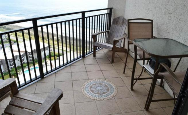 Balcony/terrace North Ocean Condo 5523 2202