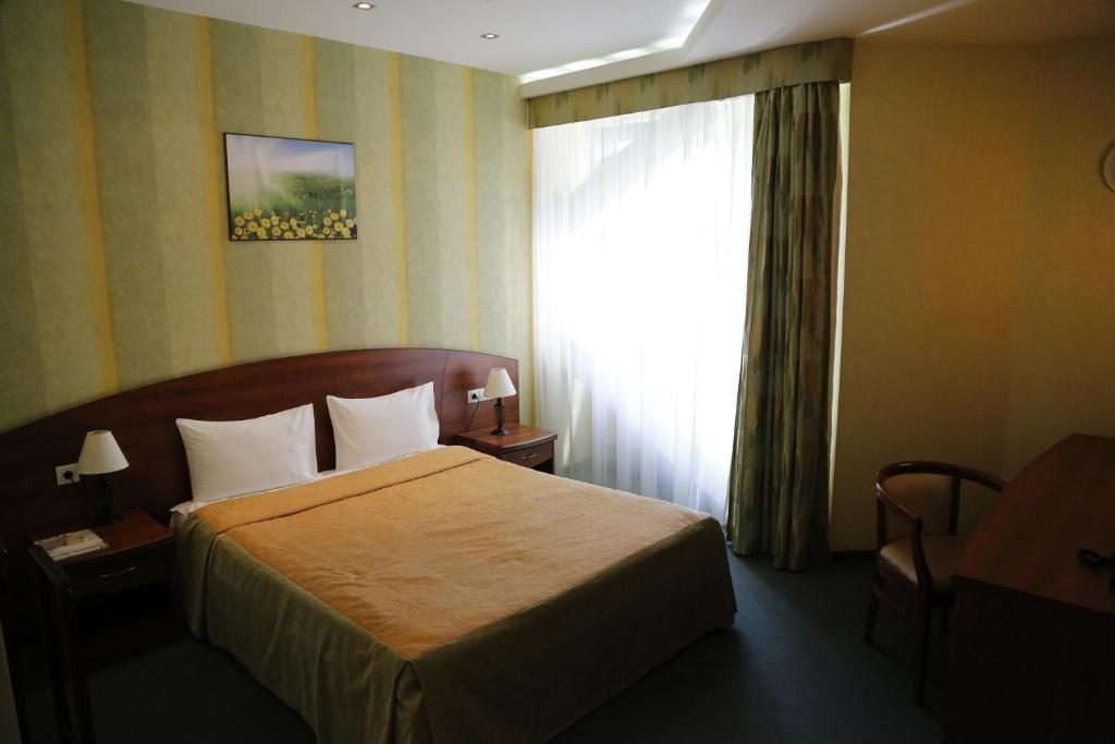 Superior Double Room (Check-in at 18:00) - Bed