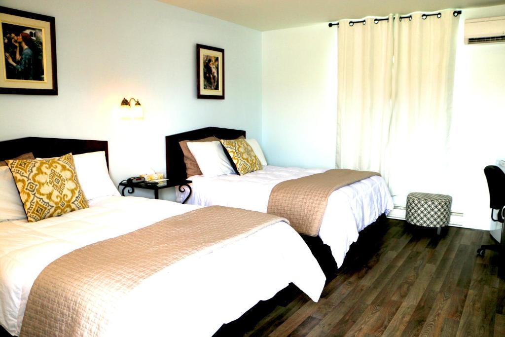 Motel Sympathique In Montmagny Qc Room Deals Photos Reviews