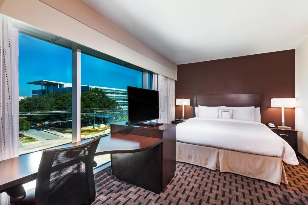 Quartos Residence Inn Austin Northwest/The Domain Area