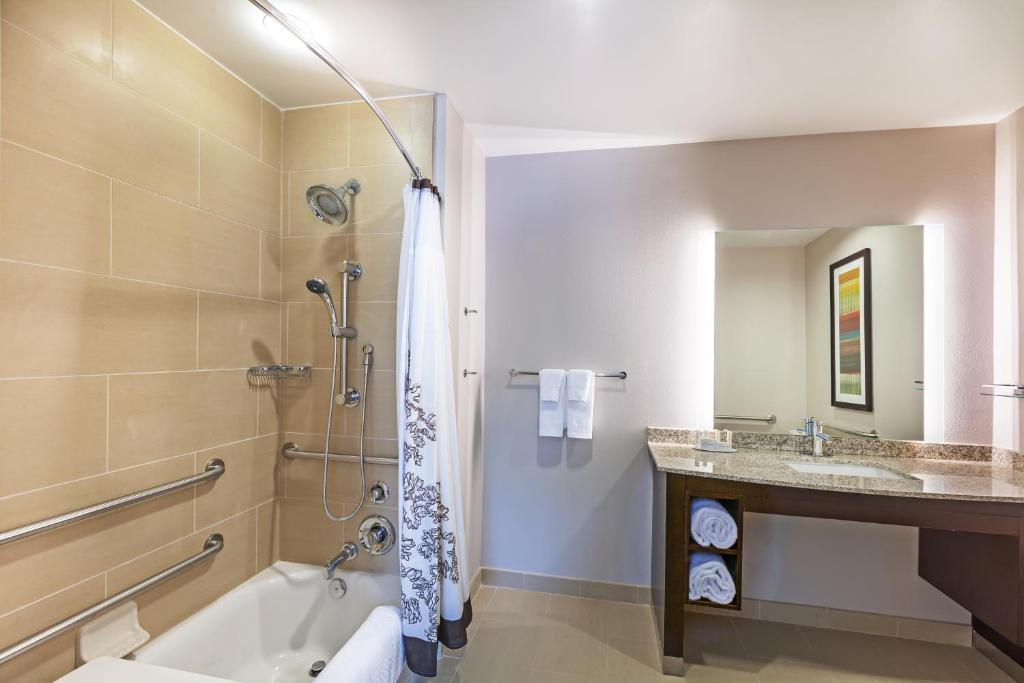 Casa de banho Residence Inn Austin Northwest/The Domain Area