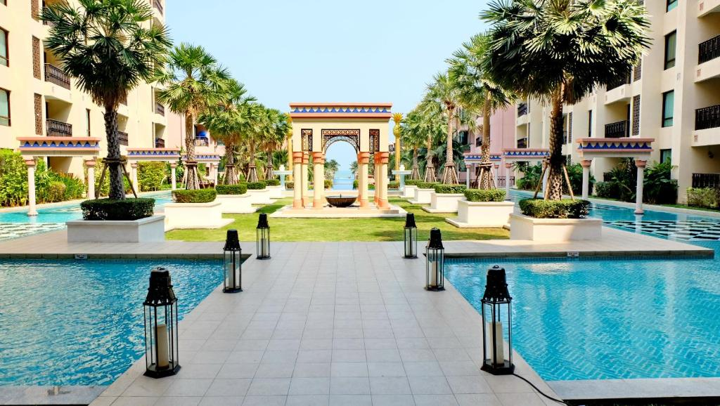 Zwembad Holiday Apartment Marrakesh Hua Hin
