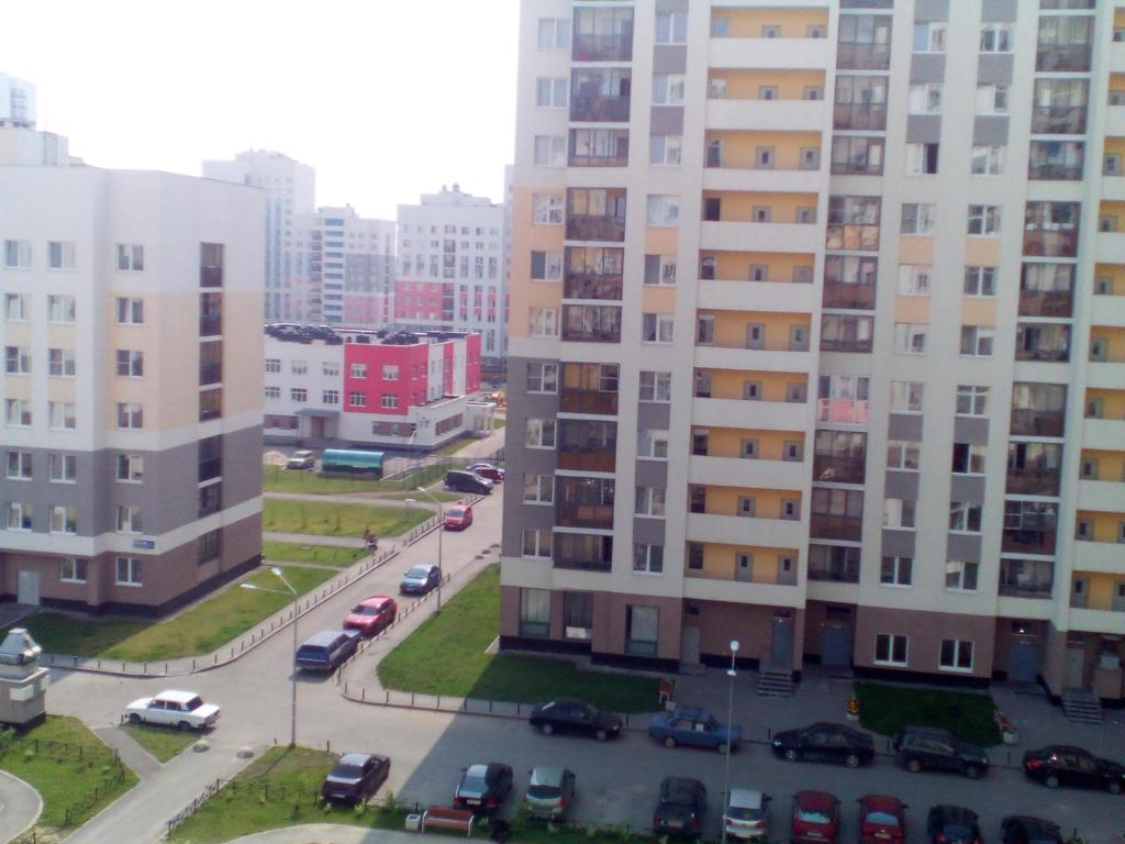 Apartments on Ryabinina 21