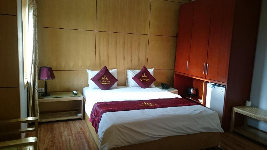 Kamar Deluxe Double An Tuong Hotel 1
