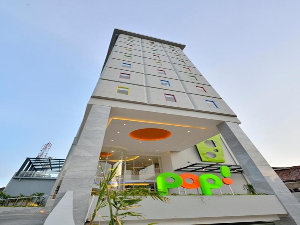 Hotel Paprica 1 Alberghi Kota Surabaya Prenotazione Albergo Viamichelin
