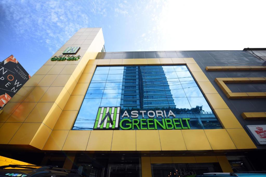 Astoria Greenbelt Formerly One By 914 Arnaiz Avenue Pasay Road Makati City Manila