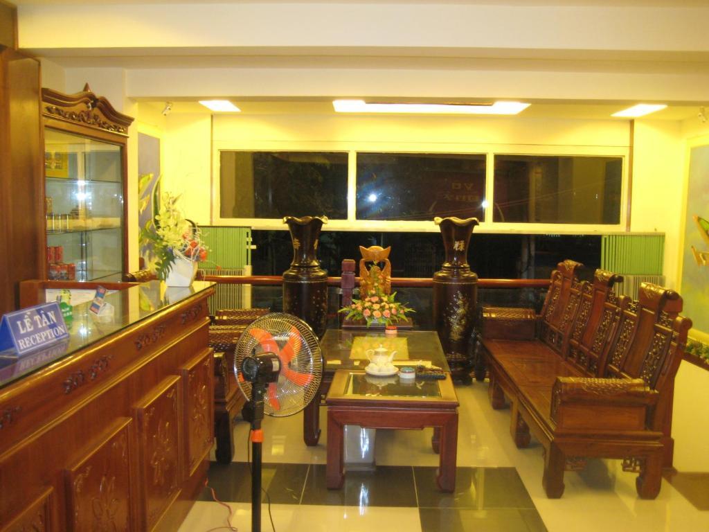 Khách Sạn Vũ Quý Nha Trang