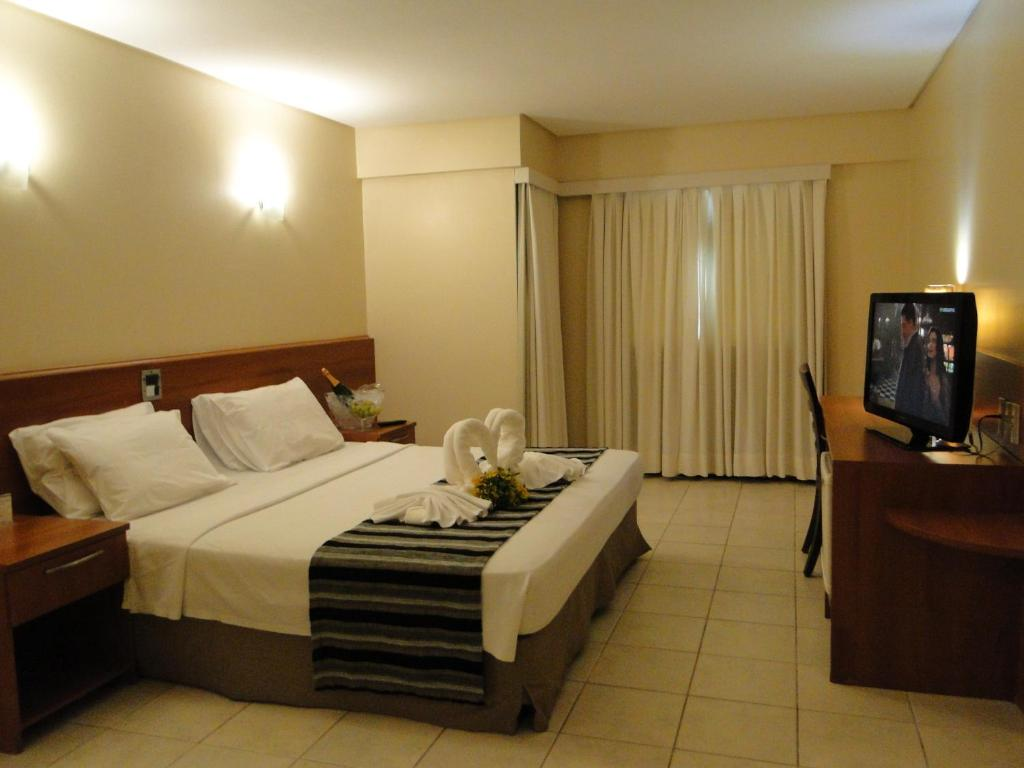 Deluxe Double Room - Guestroom Costa do Mar Hotel