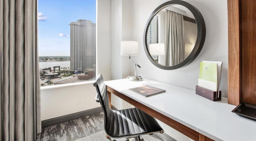 Doubletree Hotel New Orleans In New Orleans Louisiana 12