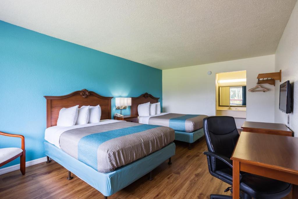 Motel  Weeki Wachee Springs