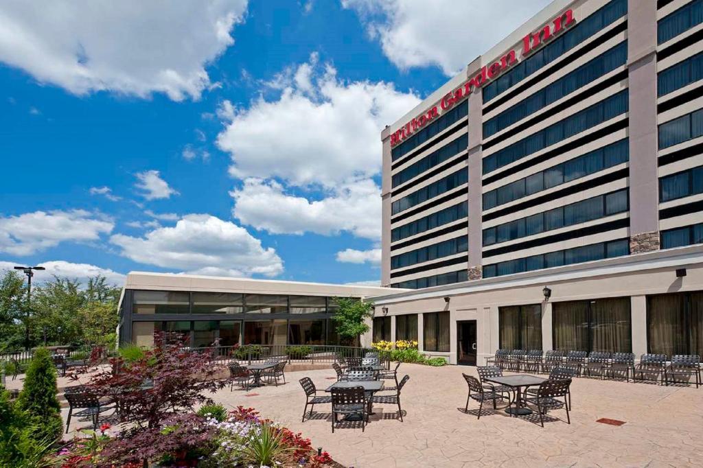 Good Hilton Garden Inn Southfield. 26000 American Drive, Southfield, Michigan  48034 USA. Caption Design Inspirations