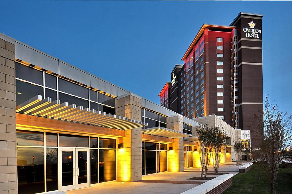 Overton Hotel And Conference Center photo