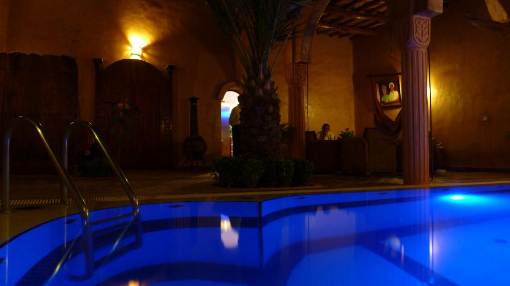 Swimming pool Riad Timadrouine