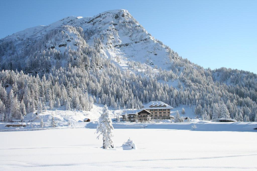 Book Now Albergo Al Gallo Forcello (Passo Pramollo, Italy). Rooms Available for all budgets. Located at 1530 metres above sea level in the Italian part of the Nassfeld Ski Area Albergo Al Gallo Forcello is 300 metres from the closest ski lift. It offers free WiFi and