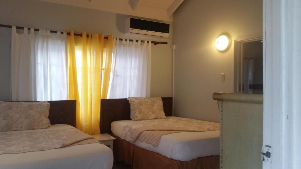 Bilik Double Executive Mammee Bay Hotel