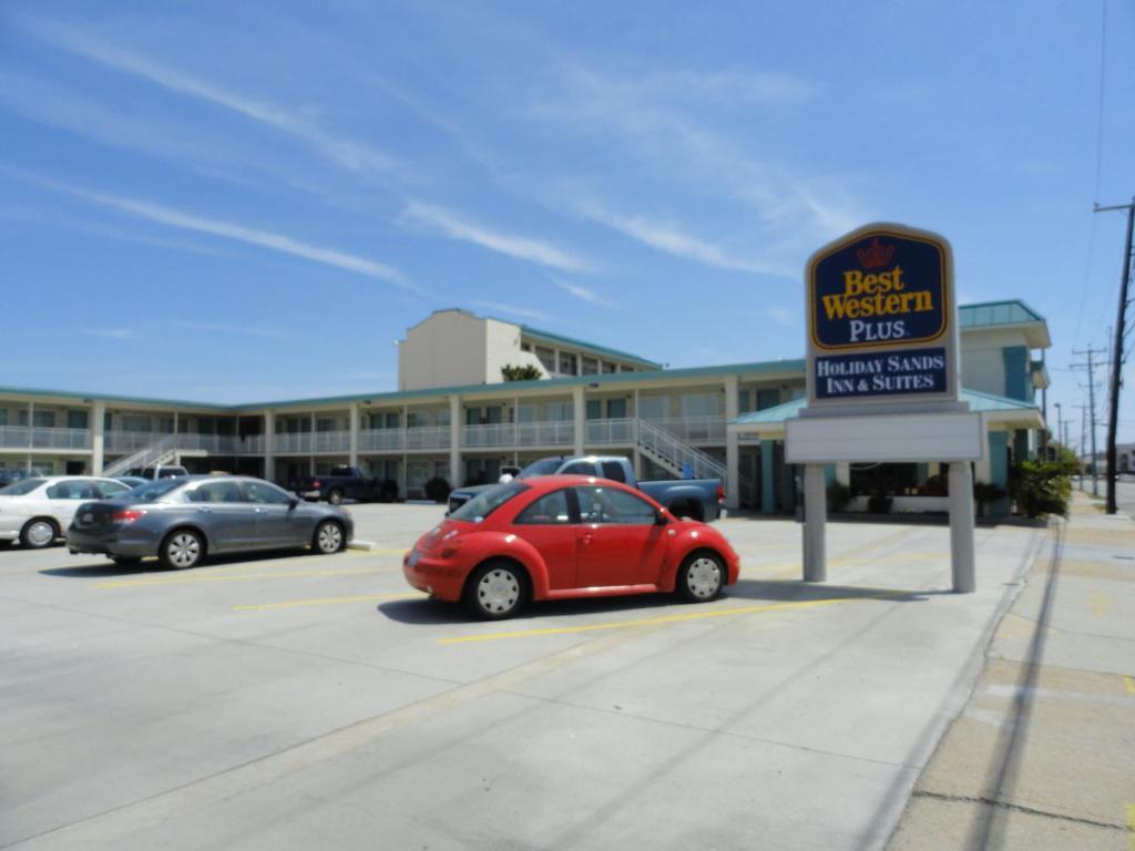 Hotel best western plus holiday sands inn suites in - 2 bedroom suites in chesapeake va ...
