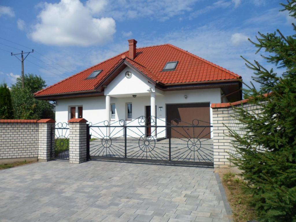 noclegi Olsztynek Holiday Home Mierki