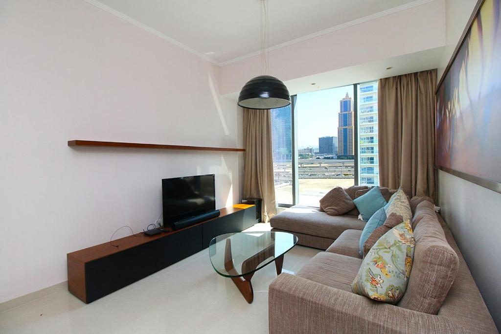 Silverine Dubai Marina Luxury Apartment