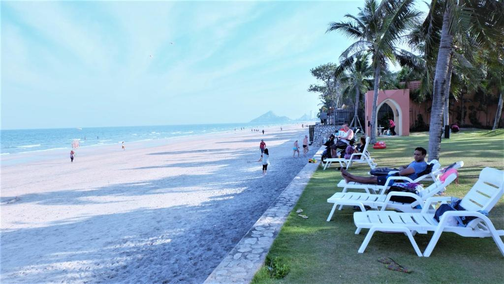 strand Holiday Apartment Marrakesh Hua Hin