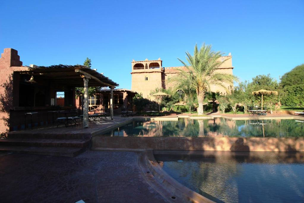 Swimming pool La Kasbah d'Ouzoud