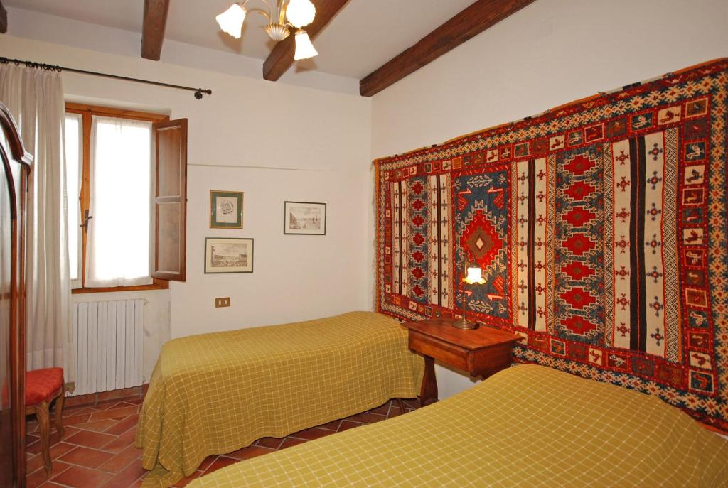 Three-Bedroom Apartment (5 Persons) - Guestroom Paolo