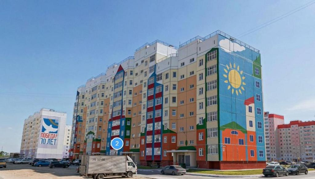 Apartments on Moskovina 2