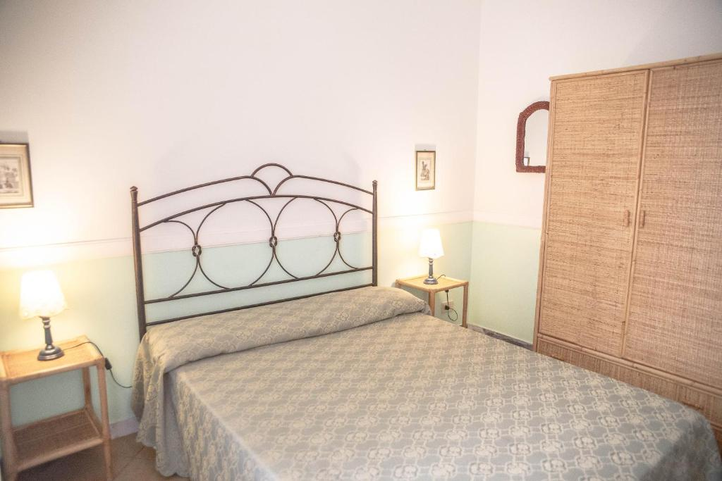 Single Room with Private Bathroom - Guestroom Residenza Maritti Classic Rooms