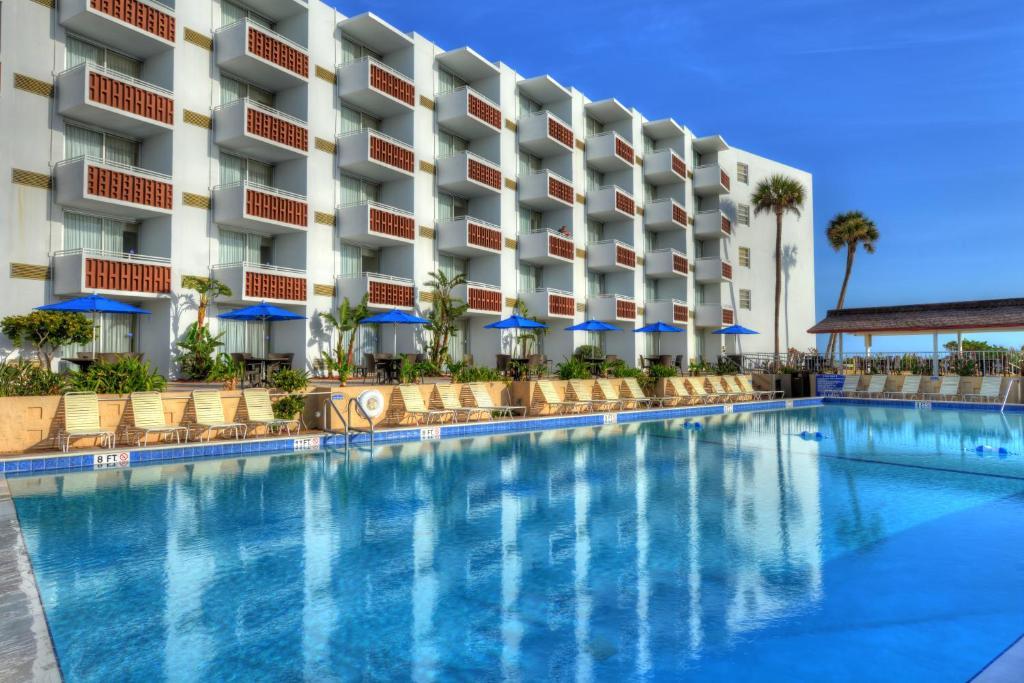 Best Western Aku Tiki Oceanfront Daytona Beach Florida