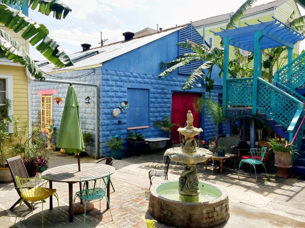 Hotel creole gardens guesthouse and inn in new orleans - Creole gardens guesthouse and inn ...