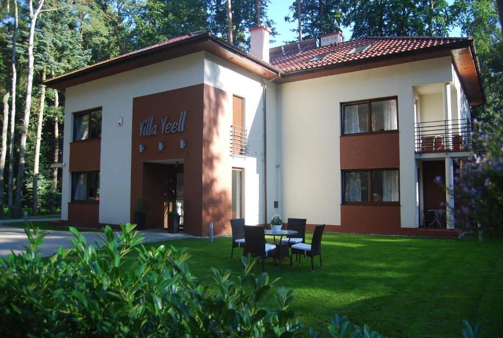 noclegi Pobierowo Villa Veell