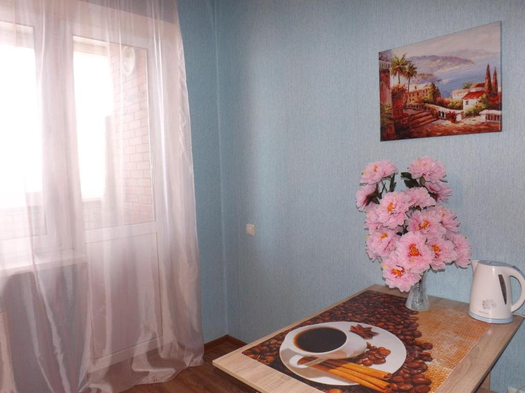 Apartment on Promyshlennaya 33