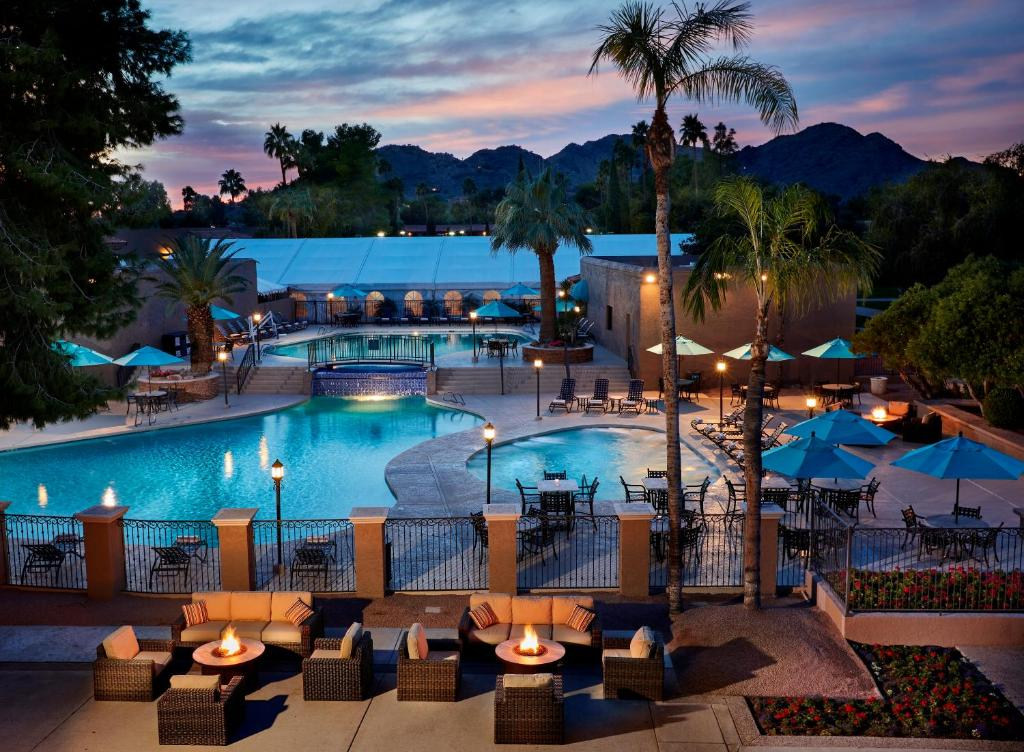 Scottsdale Plaza Resort Spa