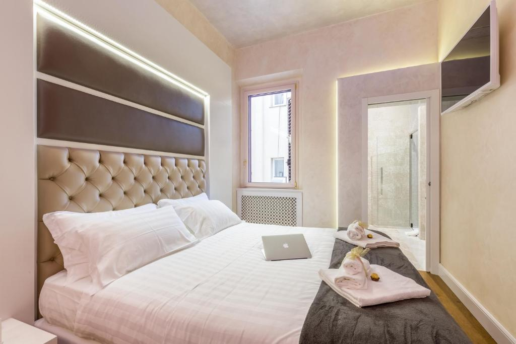 Deluxe Double Room - Guestroom B&B Luxury Piazza Venezia