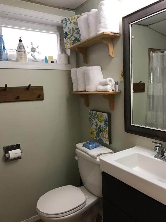 Bagno The Ambling Birch Guest House