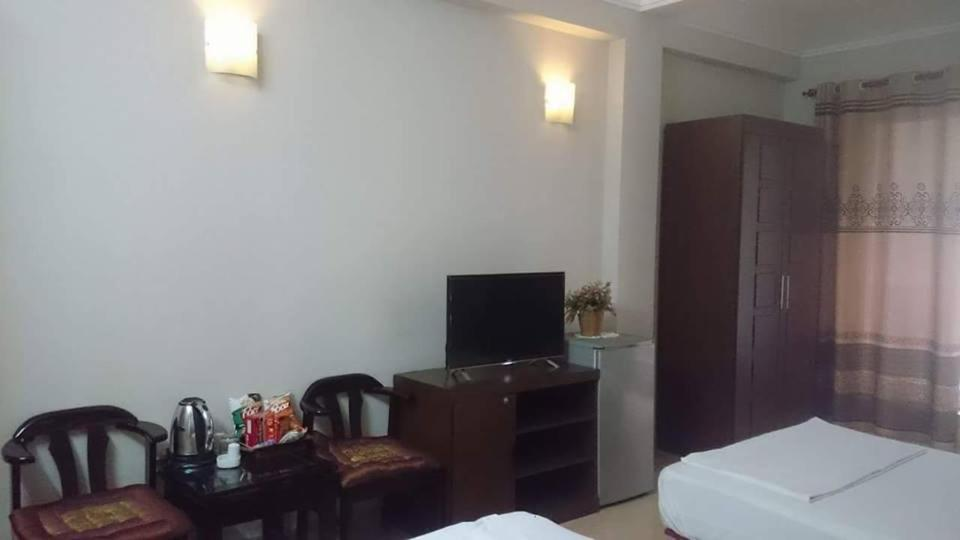 Kamar Double Quang Minh Hotel