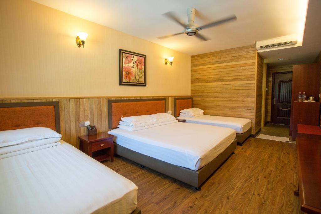 Summer Bay Lang Tengah Island Resort in Malaysia - Room