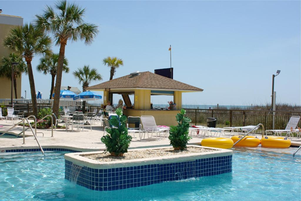 Book Now Best Western Ocean Sands Resort Hotel (North Myrtle Beach, United States). Rooms Available for all budgets. With direct beach access indoor and outdoor pools and a lazy river an oceanfront bar complimentary breakfast and a gym the non-smoking Best Western Ocean Sands Resort Hotel dr