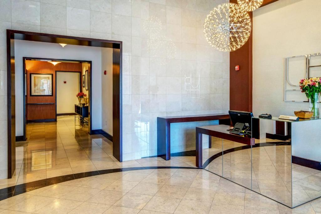 Hall Global Luxury Suites at Bethesda Row