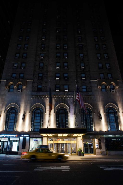 Book Now Stewart Hotel (New York City, United States). Rooms Available for all budgets. This boutique hotel in Manhattan features a restaurant gym and studios or suites with full kitchens. Stewart Hotel is 322 metres from Penn Station and Madison Square Garden.A