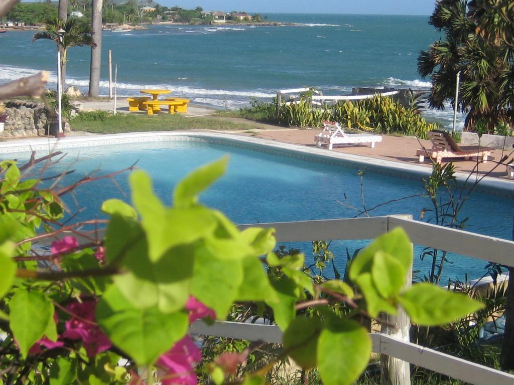 This Beachfront Hotel
