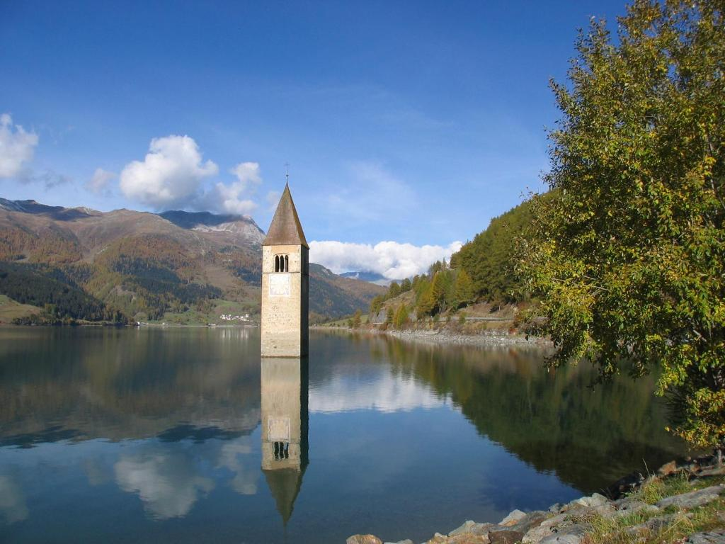 Book Now Vital Hotel Ortlerspitz (San Valentino alla Muta, Italy). Rooms Available for all budgets. Set between Muta and Resia lake and just outside San Valentino alla Muta 3-star Vital Hotel Ortlerspitz is a family-run property with restaurant spa and ultra-modern pool. It