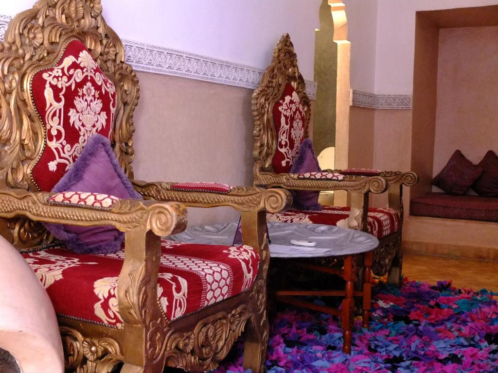 Ouayhah - Double Room - Guestroom