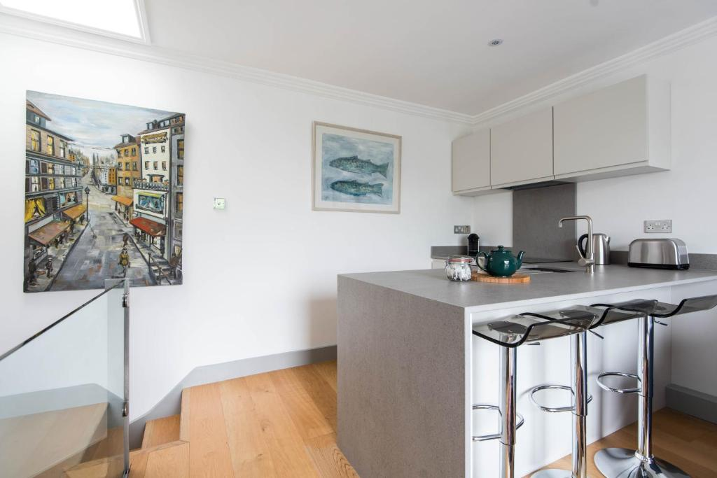 One-Bedroom Apartment - Collingham Road II onefinestay - South Kensington private homes III