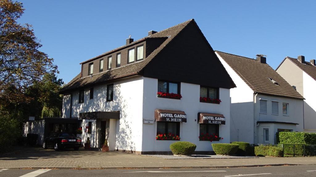 Hotel Garni Hein, 40474 Düsseldorf-Lohausen
