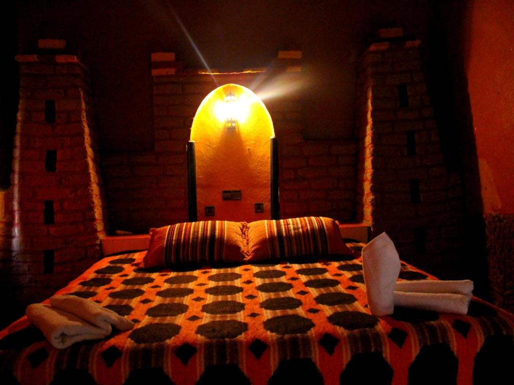 Double or Twin Room Kasbah Le Touareg