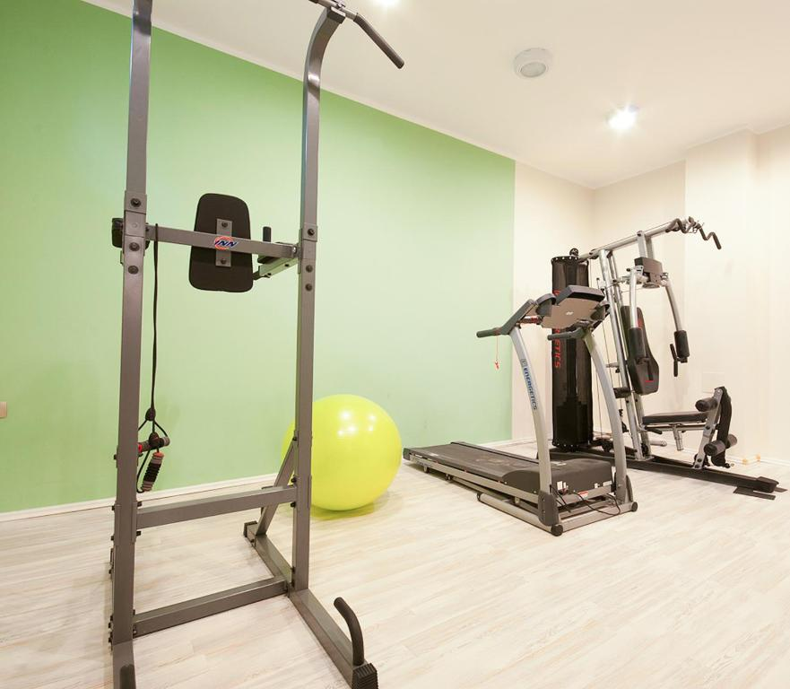 Fitness center Rooms & Apartments Domador Bečići