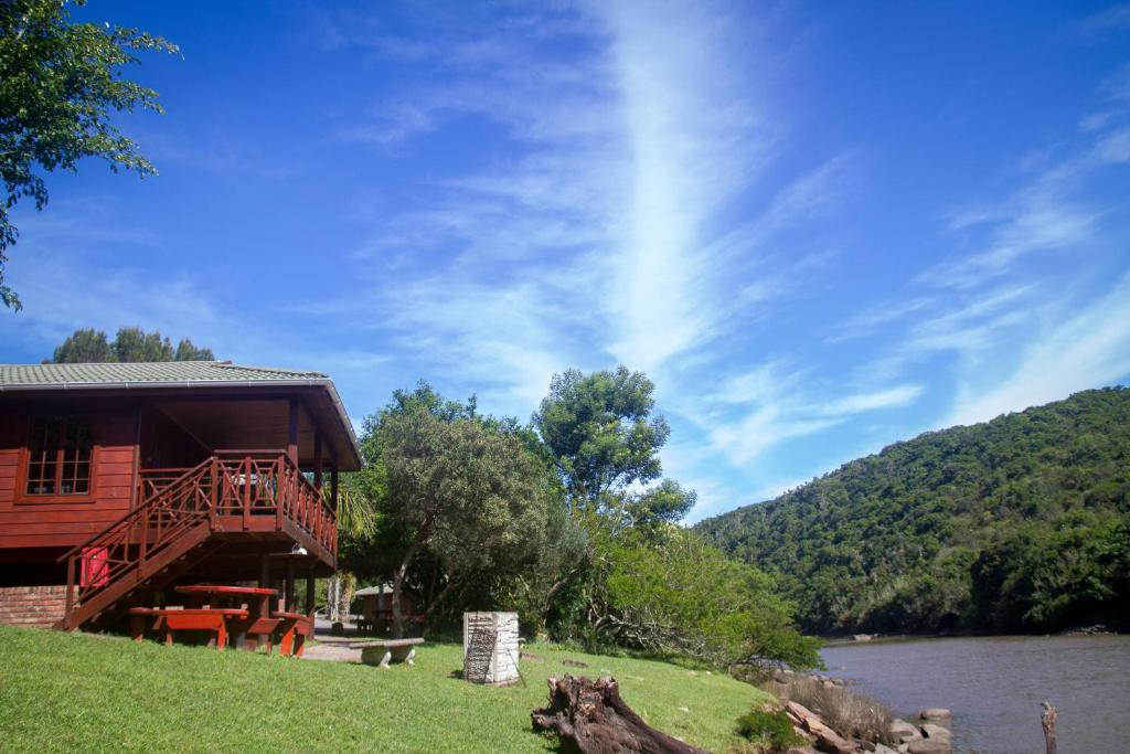 Two-Bedroom Chalet with River View Areena Riverside Resort & Private Game Reserve