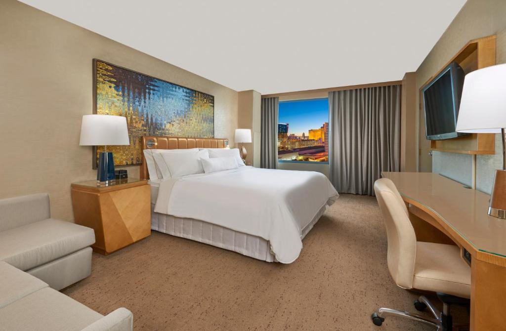 Book Now Westin Las Vegas Hotel & Spa (Las Vegas, United States). Rooms Available for all budgets. A pool business center and fitness room are among the perks provided by the Westin Las Vegas Hotel Casino & Spa. One block off the Las Vegas Strip the Westin offers a peaceful