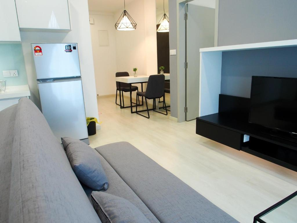 Modern studio suite